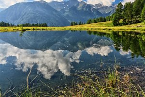 Val di Sole - Covel Lake