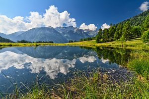 Trentino - Covel Lake