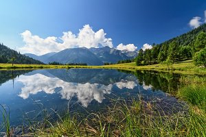 Covel Lake - Trentino, Italy