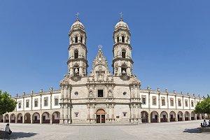 Basilica de Zapopan,  Mexico