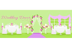 Wedding Decor Fashion Interior