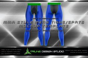 MMA Style Spats/Tights