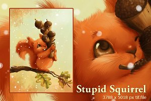 Stupid Squirrel