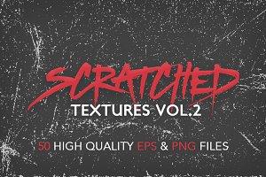 Scratched Textures Vol. 2