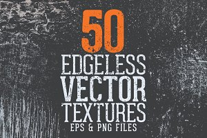 50 Edgeless Vector Textures