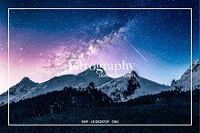 ASTROPHOTOGRAPHY & NIGHT SKY LIGHTRO by  in Add-Ons