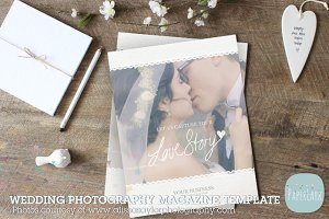 PG009 Wedding Photography Magazine