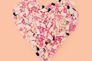 Big Candy Hearts