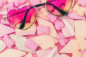 Vanilla Hurts Sunglasses