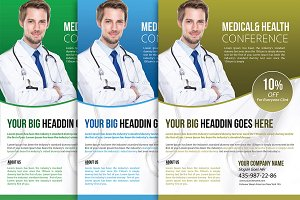 Doctor & Health Flyer