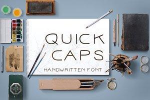 Quick Caps