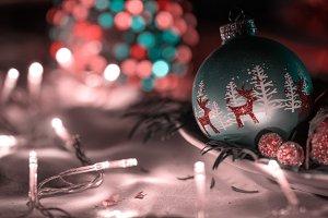Christmas Bokeh
