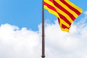 Catalonian flag