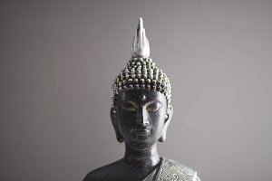 BudBudha figure color gray