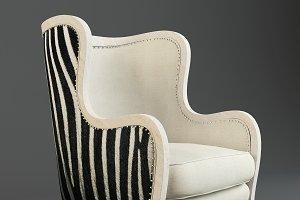 Cartata Wing Chair