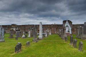 Saint Andrews old cathedral