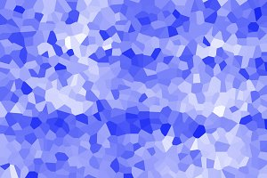 Abstract background of blue colors