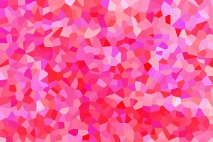 Background of red and pink colors