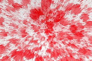 Abstract background of red color