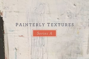 Painterly Textures Series A