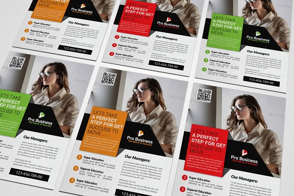 Bookkeeping Accounting Flyer Flyer Templates Creative Market