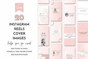 Instagram Reels Templates Canva