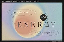 -20% intro! ENERGY gradients by  in Graphics