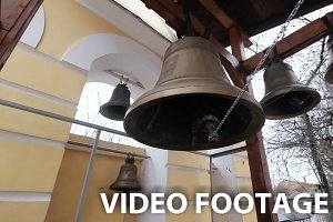 Ancient church bells
