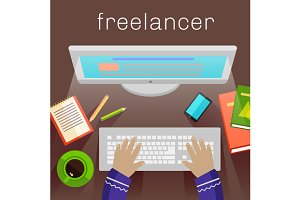 Freelancer, Copywriter, Journalist