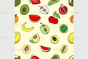 Pattern Fruits