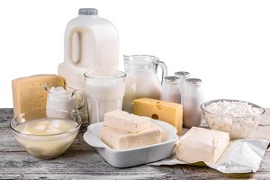 Tasty dairy products