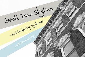 Small Town Skyline