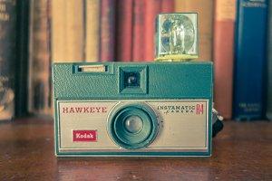 Instamatic R4 - Hawkeye