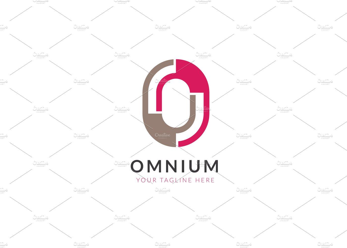Omnium Letter O Logo ~ Logo Templates ~ Creative Market