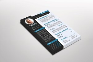Supporto Resume Template