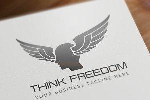 Think Freedom Logo