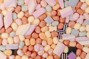 Sweets Background Minimal