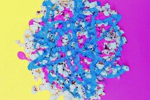 Popcorn Art Minimal