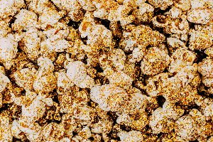 Shiny Popcorn Minimalism