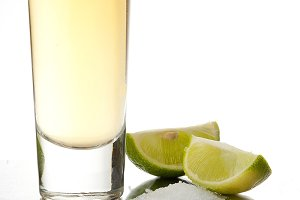a tequila