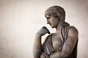 Sculpture in Loggia dei Lanzi.