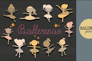 Ballerina Poses
