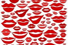 Lip a background