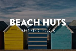 Beach Huts Photo Pack