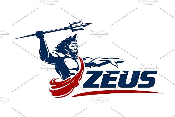 Zeus ~ Logo Templates ~ Creative Market