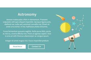 Telescope, Celestial Bodies