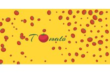 Set of Food Backgrounds Banners