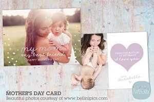 AD001 Mother's Day Card