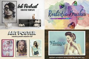 Creative Art Bundle (50% off)