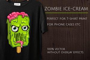 Zombie ice-cream